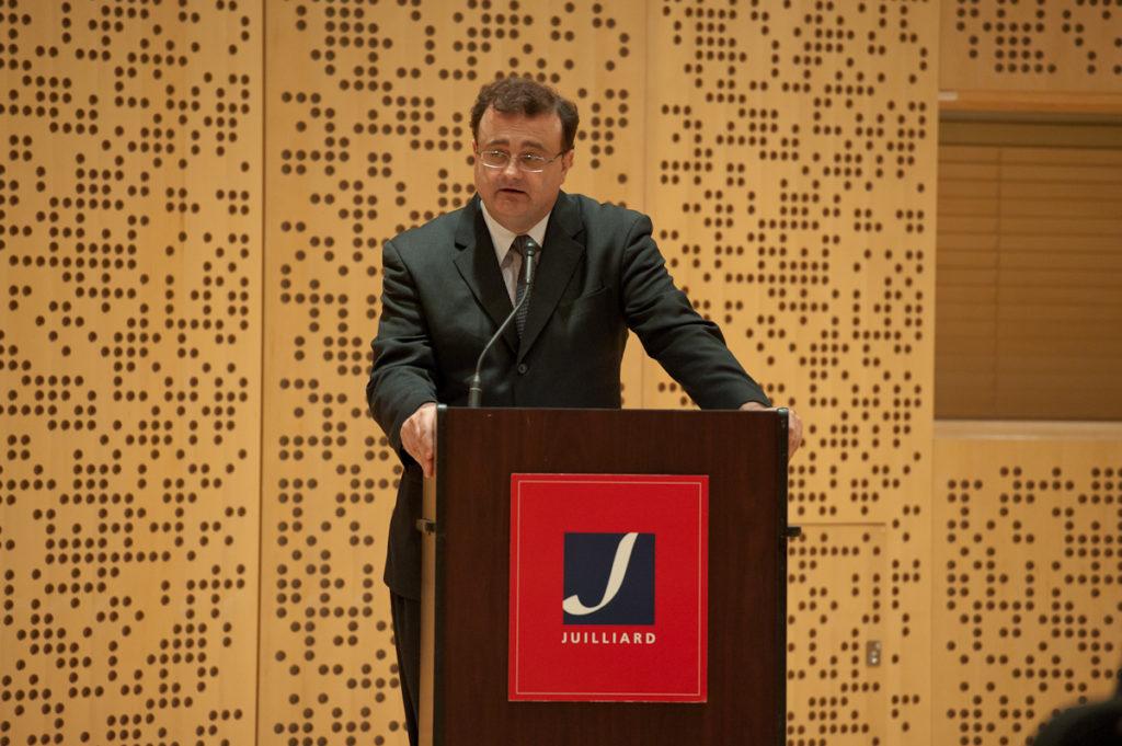 James DePriest Memorial, Juilliard School,A TRIBUTE TO JAMES DEPREIST, GEORGE STELLUTO